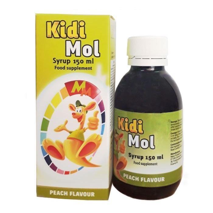 Thuốc kidimol 150ml là thuốc gì? có tác dụng gì? giá bao nhiêu tiền?