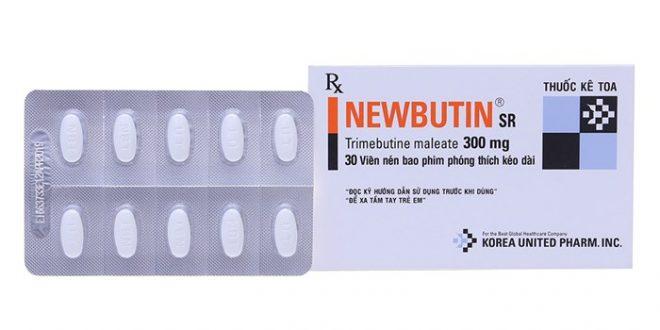 Thuốc newbutin sr 300 là thuốc gì? có tác dụng gì? giá bao nhiêu tiền?