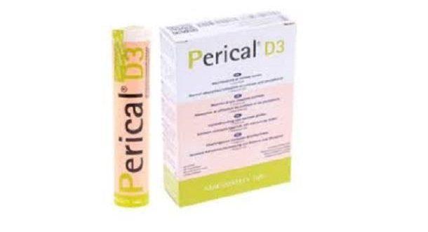 Thuốc perical d3 là thuốc gì? có tác dụng gì? giá bao nhiêu tiền?
