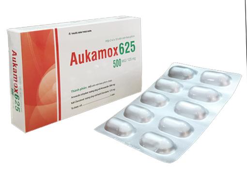 Thuốc aukamox 625 là thuốc gì? có tác dụng gì? giá bao nhiêu tiền?