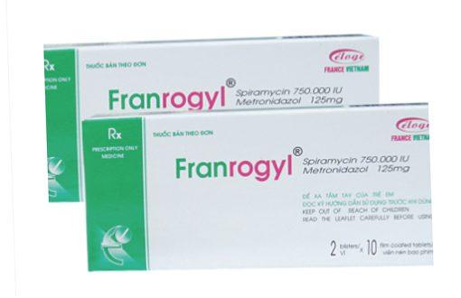 Thuốc franrogyl là thuốc gì? có tác dụng gì? giá bao nhiêu tiền?