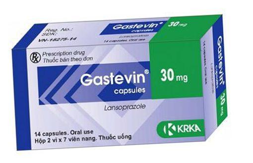 Thuốc gastevin 30 là thuốc gì? có tác dụng gì? giá bao nhiêu tiền?