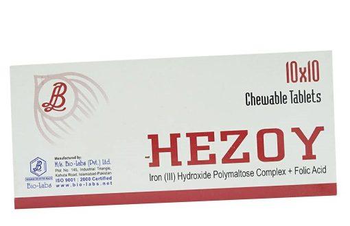 Thuốc hezoy là thuốc gì? có tác dụng gì? giá bao nhiêu tiền?