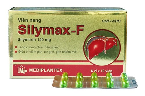 Thuốc silymax f 140mg là thuốc gì? có tác dụng gì? giá bao nhiêu tiền?