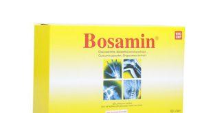 Thuốc bosamin là thuốc gì? có tác dụng gì? giá bao nhiêu tiền?