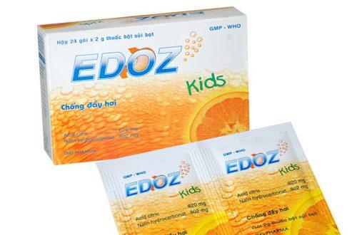Thuốc edoz kid là thuốc gì? có tác dụng gì? giá bao nhiêu tiền?