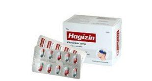 Thuốc hagizin là thuốc gì? có tác dụng gì? giá bao nhiêu tiền?