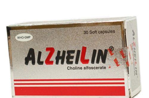 Thuốc alzheilin 400mg là thuốc gì? có tác dụng gì? giá bao nhiêu tiền?