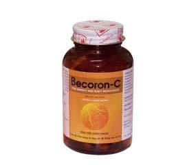 Thuốc becoron c là thuốc gì? có tác dụng gì? giá bao nhiêu tiền?
