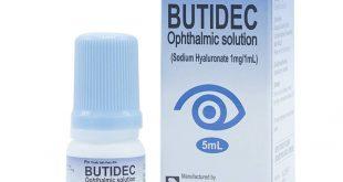 Thuốc butidec 5ml là thuốc gì? có tác dụng gì? giá bao nhiêu tiền?