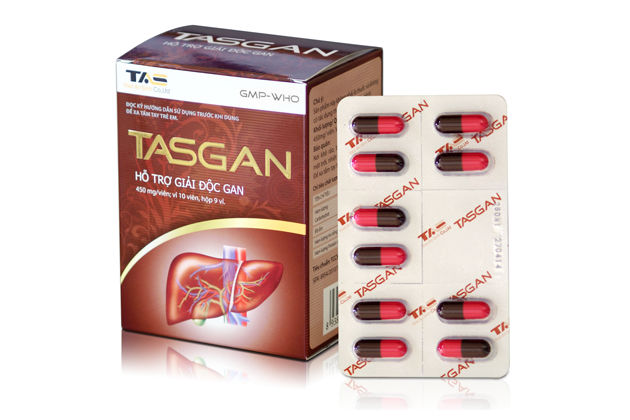 Thuốc tasgan là thuốc gì? có tác dụng gì? giá bao nhiêu tiền?