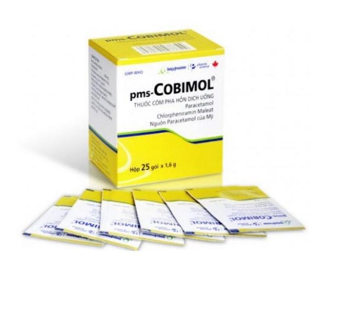 Thuốc cobimol 1,6g là thuốc gì? có tác dụng gì? giá bao nhiêu tiền?