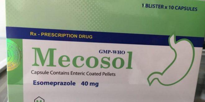 Thuốc mecosol 40 là thuốc gì? có tác dụng gì? giá bao nhiêu tiền?