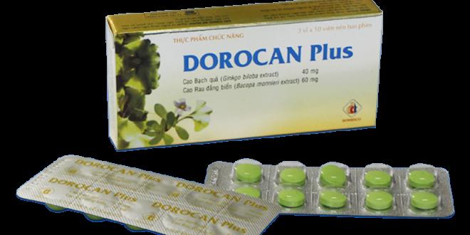 Thuốc dorocan plus là thuốc gì? có tác dụng gì? giá bao nhiêu tiền?
