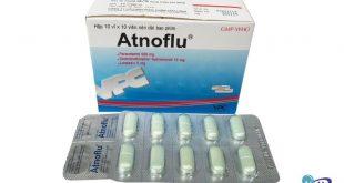 Thuốc atnoflu 500 là thuốc gì? có tác dụng gì? giá bao nhiêu tiền?