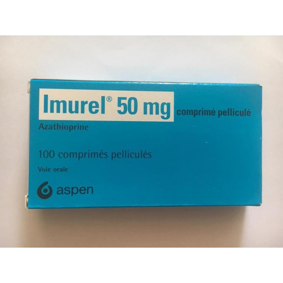 Thuốc imurel 50mg là thuốc gì? có tác dụng gì? giá bao nhiêu tiền?