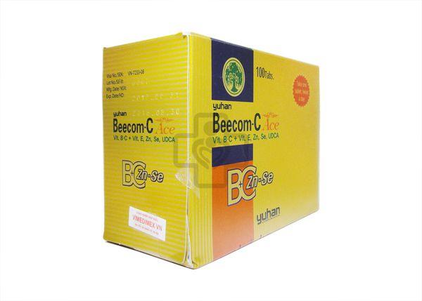 Thuốc beecom c ace là thuốc gì? có tác dụng gì? giá bao nhiêu tiền?