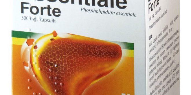 Thuốc essentiale forte là thuốc gì? có tác dụng gì? giá bao nhiêu tiền?