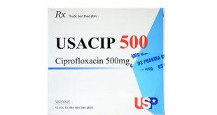 Thuốc usacip 500mg là thuốc gì? có tác dụng gì? giá bao nhiêu tiền?