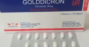 Thuốc golddicron 30 là thuốc gì? có tác dụng gì? giá bao nhiêu tiền?