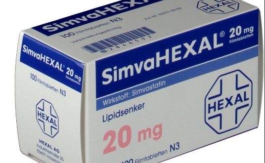 Thuốc simvahexal 20mg là thuốc gì? có tác dụng gì? giá bao nhiêu tiền?