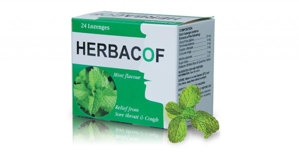 Viên ngậm herbacof là thuốc gì? có tác dụng gì? giá bao nhiêu tiền?