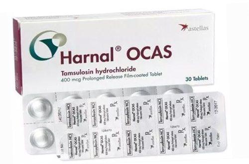 Thuốc harnal ocas 0.4mg là thuốc gì? có tác dụng gì? giá bao nhiêu tiền?