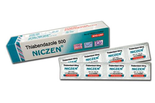 Thuốc niczen 500 là thuốc gì? có tác dụng gì? giá bao nhiêu tiền?