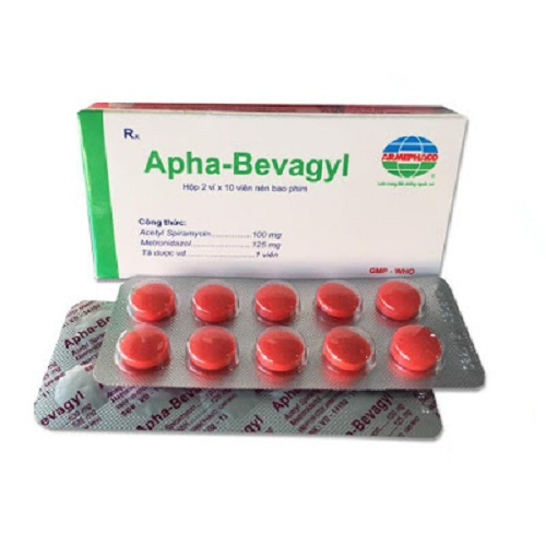 Thuốc apha bevagyl là thuốc gì? có tác dụng gì? giá bao nhiêu tiền?