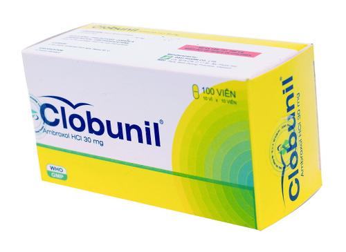 Thuốc clobunil 30 là thuốc gì? có tác dụng gì? giá bao nhiêu tiền?