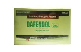 Thuốc dafendol 80mg là thuốc gì? có tác dụng gì? giá bao nhiêu tiền?