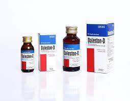 Thuốc daleston d 30ml là thuốc gì? có tác dụng gì? giá bao nhiêu tiền?