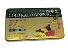 Thuốc gold kaoli ginseng là thuốc gì? có tác dụng gì? giá bao nhiêu tiền?