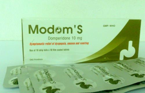 Thuốc modom's là thuốc gì? có tác dụng gì? giá bao nhiêu tiền?