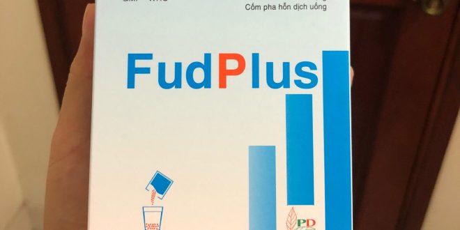 Thuốc fudplus là thuốc gì? có tác dụng gì? giá bao nhiêu tiền?