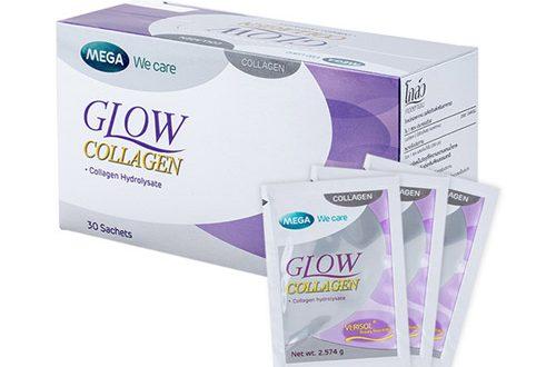 Thuốc glow collagen là thuốc gì? có tác dụng gì? giá bao nhiêu tiền?