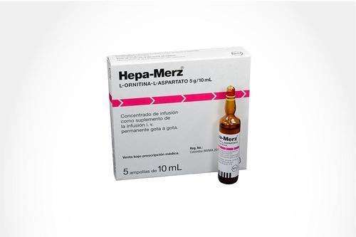 Thuốc hepa merz 5g/10ml là thuốc gì? có tác dụng gì? giá bao nhiêu tiền?