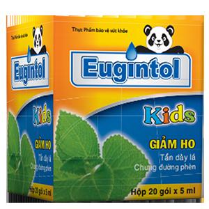 Thuốc eugintol kid là thuốc gì? có tác dụng gì? giá bao nhiêu tiền?