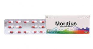 Thuốc moritius 75 là thuốc gì? có tác dụng gì? giá bao nhiêu tiền?