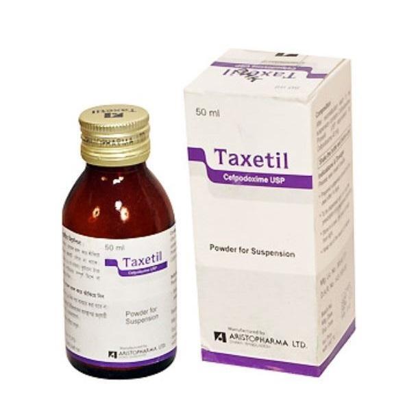 Thuốc taxetil 50ml là thuốc gì? có tác dụng gì? giá bao nhiêu tiền?
