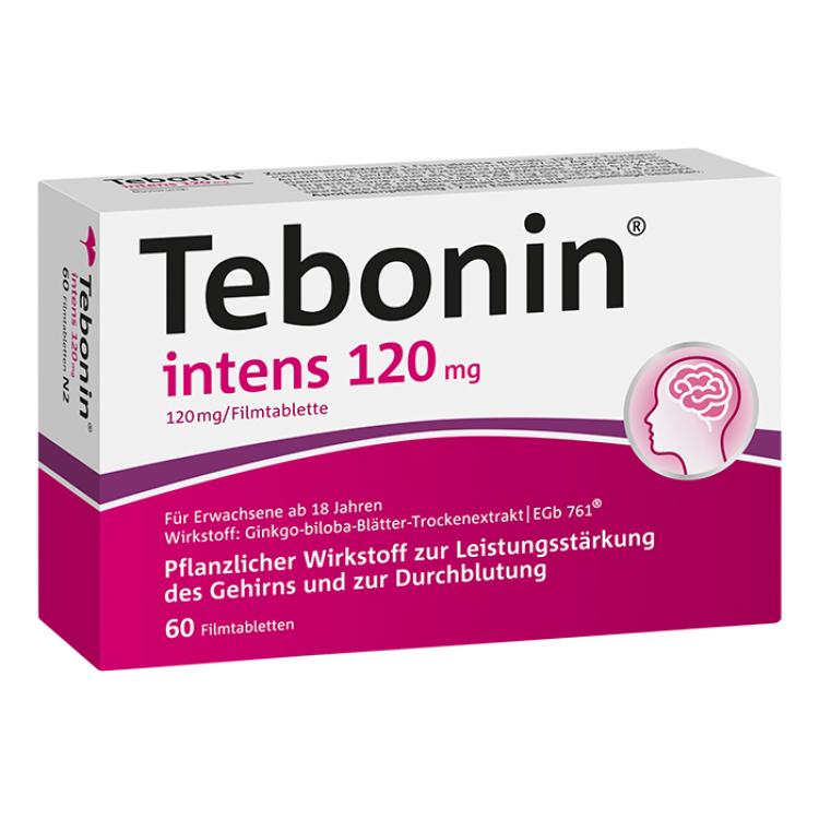 Thuốc tebonin 120 là thuốc gì? có tác dụng gì? giá bao nhiêu tiền?