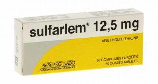 Thuốc sulfarlem 12.5mg là thuốc gì? có tác dụng gì? giá bao nhiêu tiền?