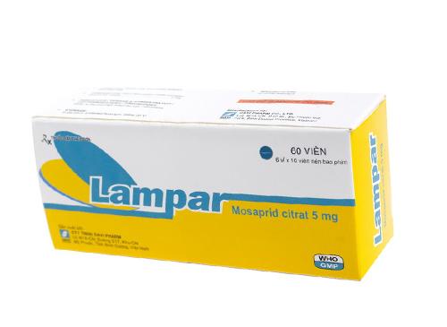 Thuốc lampar 5 là thuốc gì? có tác dụng gì? giá bao nhiêu tiền?