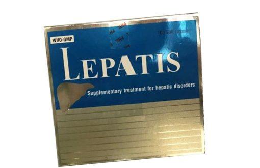 Thuốc lepatis 80mg là thuốc gì? có tác dụng gì? giá bao nhiêu tiền?
