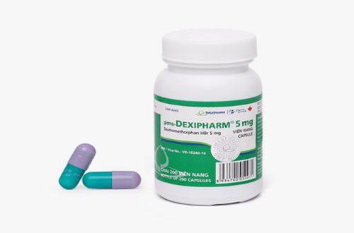 Thuốc pms dexipharm 5 là thuốc gì? có tác dụng gì? giá bao nhiêu tiền?