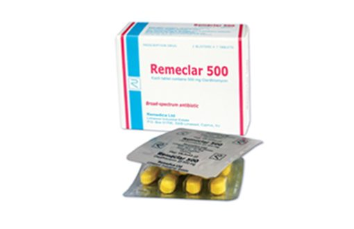 Thuốc remeclar 250 là thuốc gì? có tác dụng gì? giá bao nhiêu tiền?