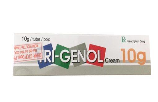 Thuốc tri genol 10g là thuốc gì? có tác dụng gì? giá bao nhiêu tiền?