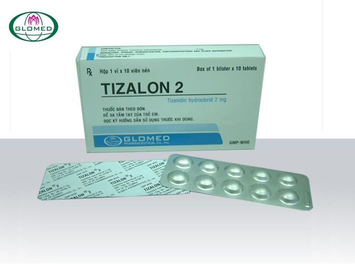 Thuốc tizalon 2 là thuốc gì? có tác dụng gì? giá bao nhiêu tiền?