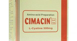 Thuốc cimacin 500 là thuốc gì? có tác dụng gì? giá bao nhiêu tiền?