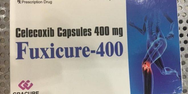 Thuốc fuxicure 400 là thuốc gì? có tác dụng gì? giá bao nhiêu tiền?